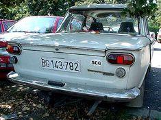 zastava 1300 ( FIAT) rear end