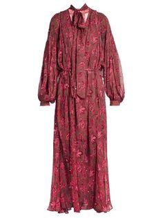 Karmic Chintz paisley-print dress   Zimmermann   MATCHESFASHION.COM UK