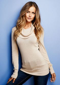 Cowl Neck Sweater - View All Sweaters - Sweaters - Clothing - Alloy Apparel