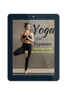 Free Guide,Yoga for beginners.