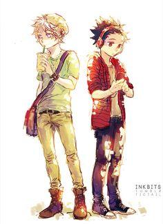 Hunter x Hunter: Killua and Gon