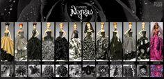 Refugio Rosa (David Bocci)  Black Flower Collection