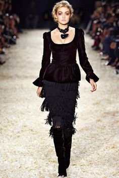 Fringe Skirt from Fall Fashion Week!!