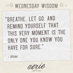 Love this  Oprah