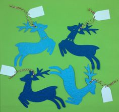 A personal favorite from my Etsy shop https://www.etsy.com/listing/491026815/holiday-reindeer-gift-tag