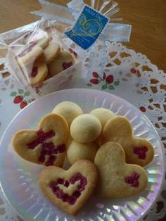 「バターミルクサブレ♪」シフォン | お菓子・パンのレシピや作り方【corecle*コレクル】