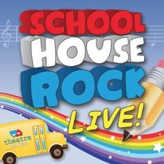 TheatreWorks Florida's TheatreCares to Bring SCHOOLHOUSE ROCK LIVE! to Underserved Youth This Fall