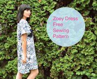 Zoey Dress Pattern