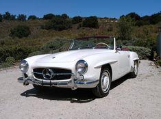 FOR SALE: 1961 Mercedes-Benz 190SL