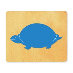 Ellison SureCut Die - Turtle (Basic Beginnings) - Large (#23752-LG)