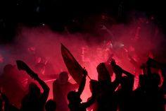 Visão | Fotos: Um mar de gente na festa do tricampeonato