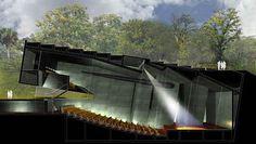 projeto 2 - biblioteca nacional do méxico projeto