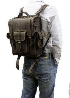 Рюкзаки ручной работы. Сумка-ранец