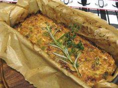 Italiaans gehaktbrood.                               Een+gerecht+dat+je+op+meerdere+manieren+kunt+opdienen.+ Ook+bijvoorbeeld+als+voorgerecht+met+Kerst.