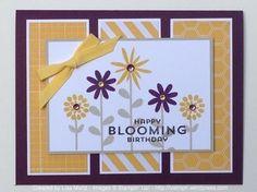 CCMC312 Happy Blooming Birthday