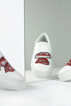 PHILIPP PLEIN BUSYBODY SNEAKERS at FORZIERI.COM