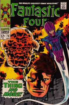 Fantastic Four 78 - Stan Lee and Jack Kirby