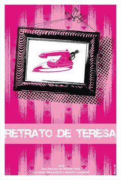 Edel Rodríguez (Mola), Retrato de Teresa, 2009