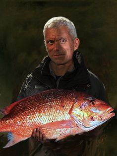 Jeremy Wade River Monsters by cautionstudio | fishing | Pinterest ...