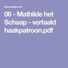 06 - Mathilde het Schaap - vertaald haakpatroon.pdf