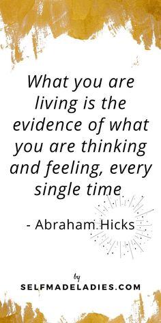 Manifestation Quotes & Inspiration by Abraham Hicks