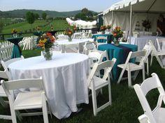Virginia Gold Cup Tent