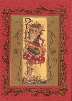 Oakwood Gardens : Charles van Sandwyk Cards