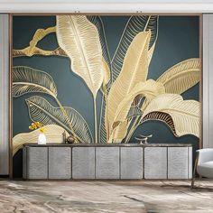 Luxury Wallpaper, 3d Wallpaper, Photo Wallpaper, Wallpaper Paste, Feather Wallpaper, Wall Art Pictures, Luxurious Bedrooms, Large Wall Art, Retro