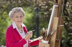 Alzheimer's Care in Floral Park NY: How Creativity Provides Comfort for People with Dementia. Read More...