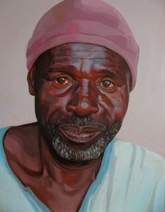 "Saatchi Art Artist Pantelis psarras; Painting, ""refugee"" #art"