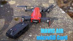 Mavic Air microSD Card for 4K30 100MBPS Video