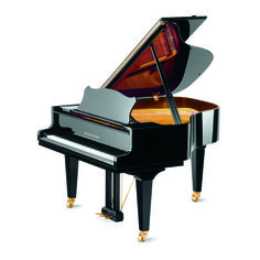 Grotrian-Steinweg Chambre - Stay in for the concert. Sit down at the Chambre and your living room is transformed into a concert hall from the very first note. The strings hold around 18 tons of tension. And thanks to the perfectly engineered mechanics, even the most delicate touch will articulate a clear tone with astonishing volume. Perfect for your own private concerts at home.  #MakinPianos