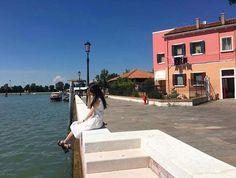 Instagram의 @minjuu_ang님: #venice #베네치아 #부라노섬 #이탈리아#italy #여행스타그램