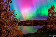 Nature at it's best...  Boulevard Lake, Thunder Bay Ontario, Canada - October 2, 2013. By Oh Snap Photography