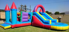 Kids Bouncy Castle, Inflatable Bounce House, Event Solutions, Event Management Company, Water Slides, Corporate Events, Brisbane, More Fun, Things That Bounce