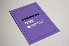 Valentines Day Postcard: Your Todo Checklist (Violet) - Master Bundles