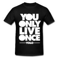 yolo. Yolo, Amanda, Live, Words, My Style, Mens Tops, Shirts, Shopping, Clothes