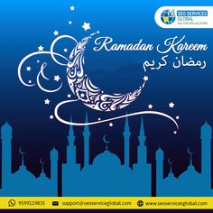 Wishing you a Blessed Ramadan 🌙 from the entire Team of SEO Services Global Seo Services Company, Best Seo Services, Web Development Company, Seo Company, Internet Marketing Agency, Marketing Goals, Digital Marketing Services, Website Security, Ecommerce Website Design