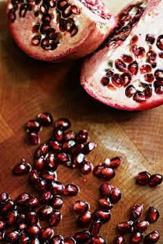 Pomegranate: a Seacret ingredient. Ask Ramona about it!