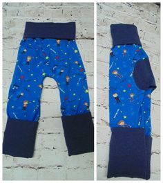 Little Dr Monster Monkey Bumz Size 1  - 1-3 years ~ Ready to Ship