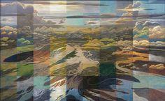 Picture 362 « Gran formato | Lars Physant. Wo Es war, soll Ich werden, 2008 (200x325 cm)