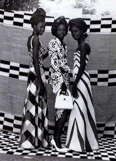 1998 bazaar magazine Seydou Keita, Malian Photographer