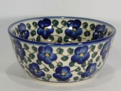 Obsession: POLISH POTTERY