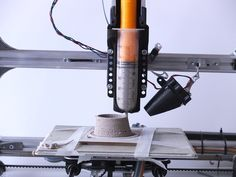 3ders.org - Italian studio +LAB unveils open-source syringe extruder for FDM 3D printers | 3D Printer News & 3D Printing News