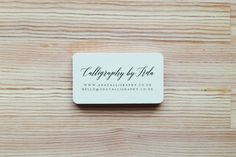A sophisticated custom stamp with your business details! This stamp is approx and comes with mounted on acrylic with a wood handle. Please provide stamp details on checkout and I will email a proof to you within 3 days. Business Stamps, Cool Business Cards, Business Card Design, Custom Stamps, Some Ideas, Wooden Handles, Card Making, Place Card Holders, Creative