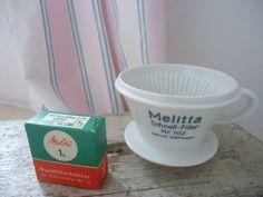 Melitta - Kaffeefilter 102 von WuNDeRTütchEn auf DaWanda.com