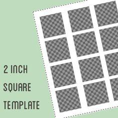 microsoft collage template