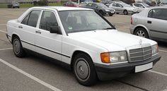 The Mercedes-Benz is one of the best that the three-pointed star brand has ever made. Watch it go head to head against the Mercedes DTM car. Mercedes Benz 190e, Mercedes 190, Mercedes Models, M Benz, Classic Mercedes, Daimler Ag, Daimler Benz, Saab 900, Porsche 944