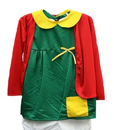 Chilindrina Kids' Costume (Dimensions one-2) - http://bestreviewsone.com/chilindrina-kids-costume-dimensions-one-2.html
