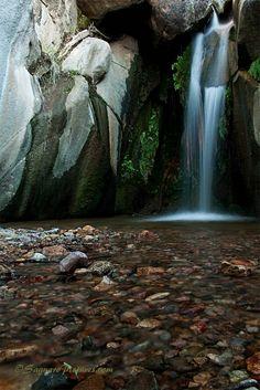 Madera Canyon Waterfall | Flickr - Greg McCown